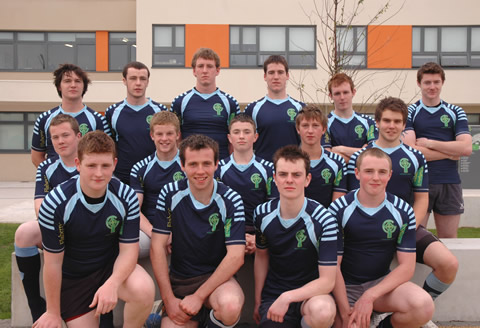 Gallen Community School Rugby Sponsorship